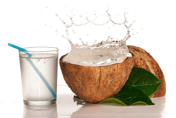 propiedades del coco para adelgazar
