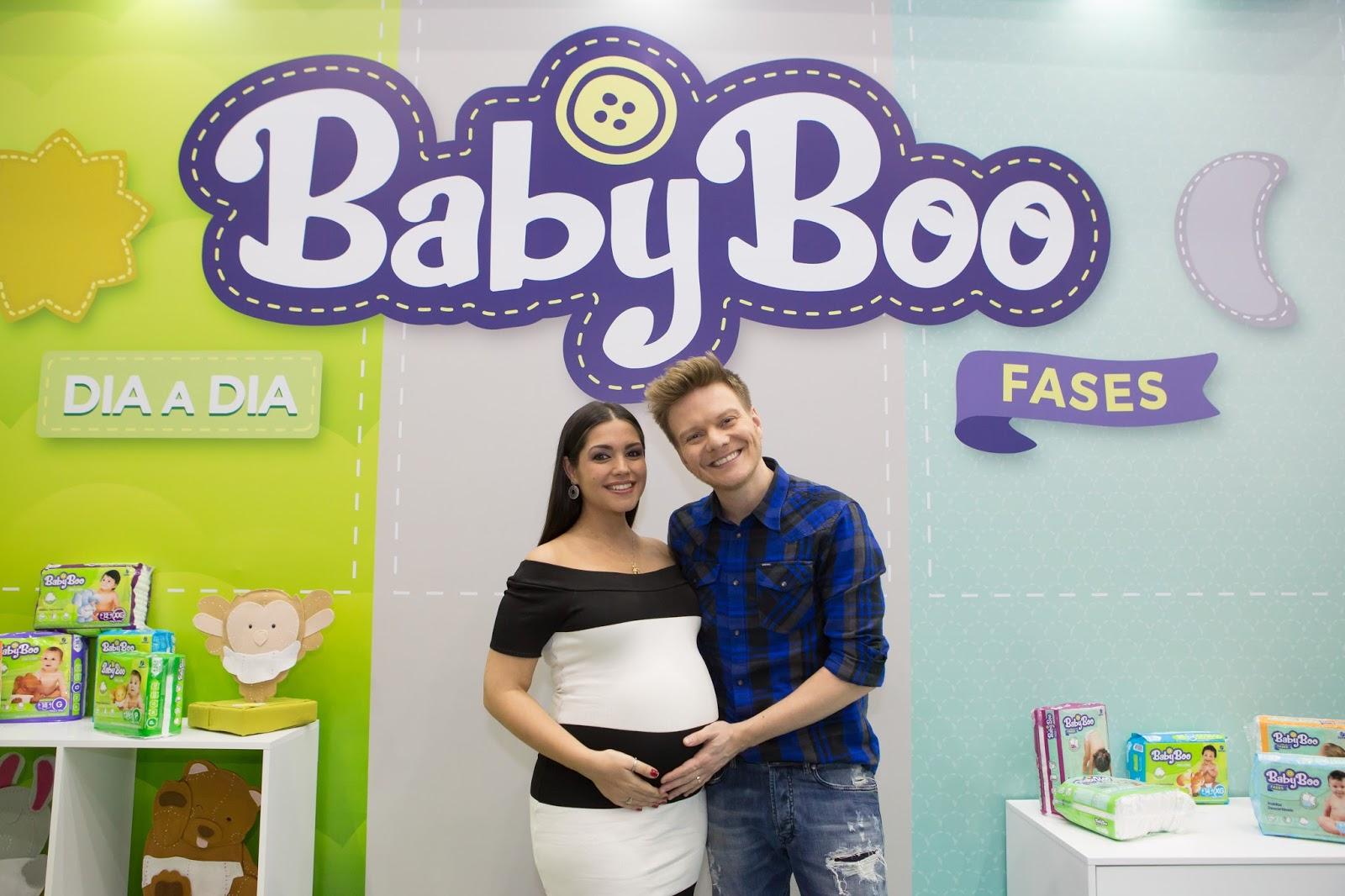 Campanha - Desenvolvida pela agência Today, a campanha de lançamento da  marca Baby Boo traz como personagens principias Michel Teló, Thaís Fersoza  e a filha ... 94c3dd641a