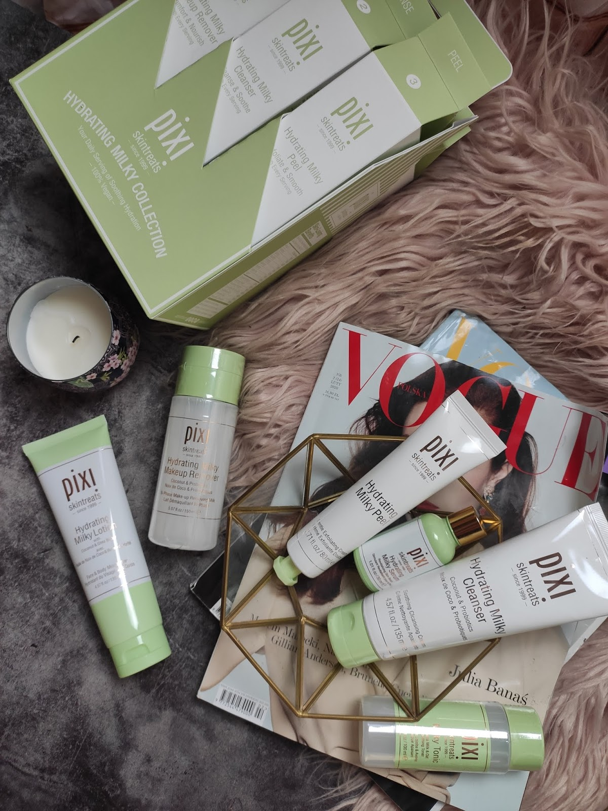 Pixi Beauty Hydrating Milky cosmetics