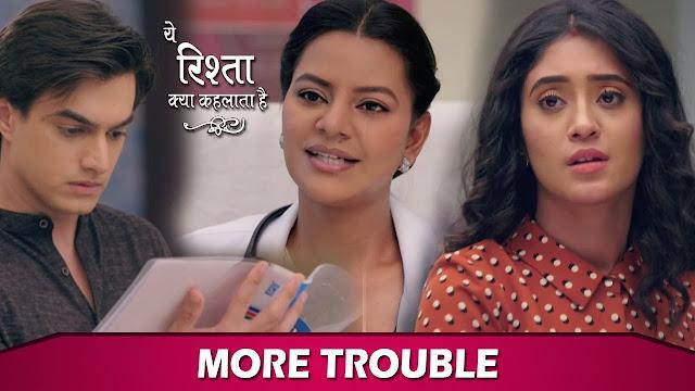 Big Shocker! High Time Kartik claims Naira pregnant with Mihir's child in Yeh Rishta Kya Kehlata Hai