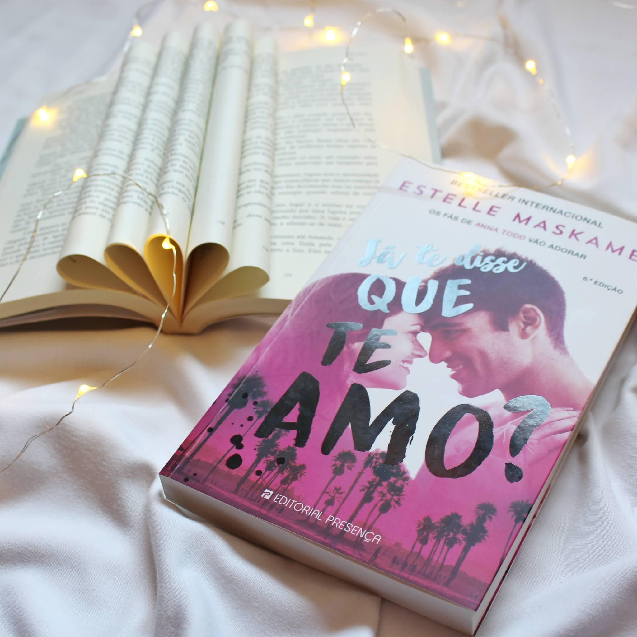Trilogia Best-seller «Já te disse que te amo»