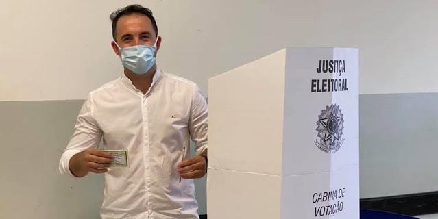 Nova Tebas: Clodoaldo é reeleito com mais de 2.500 votos de diferença!