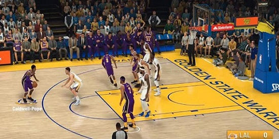 NBA 2k19 PC Game Download