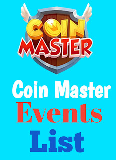 coin master event list