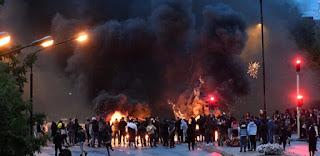 السويد، ستوكهولم، مدينة مالمو، الاسلام، حرق القرأن، اعمال عنف، رويترز، حربوشة نيوز