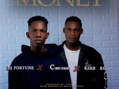 MUSIC: Chriz Domac ft Barb KG - Money