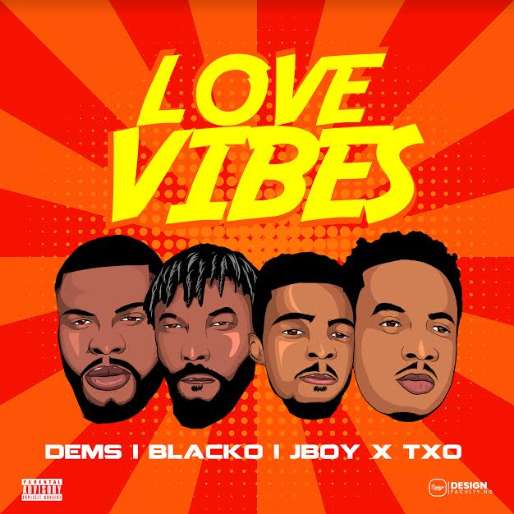 Love Vibes Mp3 Download art