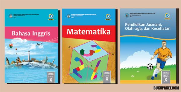 Buku Kurikulum 2013 Kelas 10 Edisi Revisi 2017
