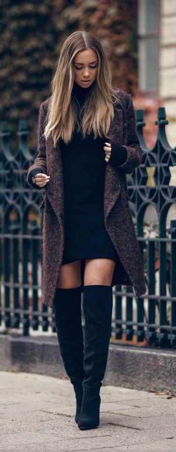 Amazing Winter Outifit To Try Now
