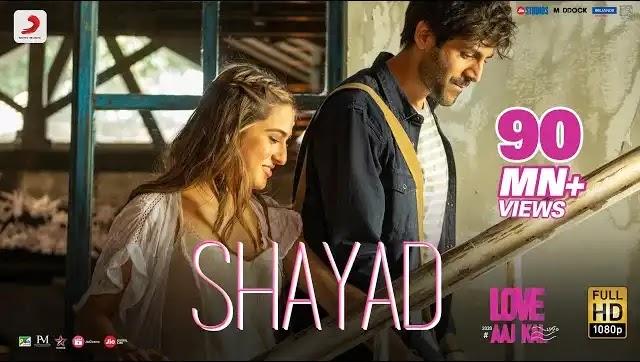 Shayad Lyrics | Love Aaj Kal | Arijit singh