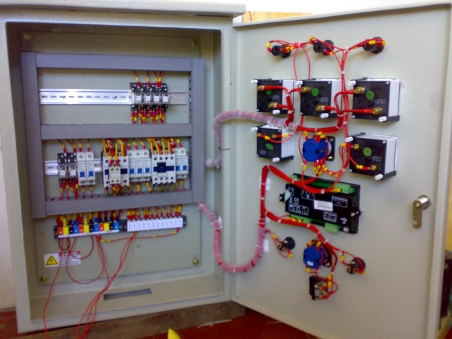 Mengenal Panel ATS - AMF Pada Instalasi Tenaga Listrik