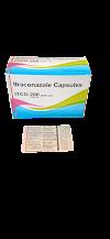 Itraconazole capsule uses in Hindi