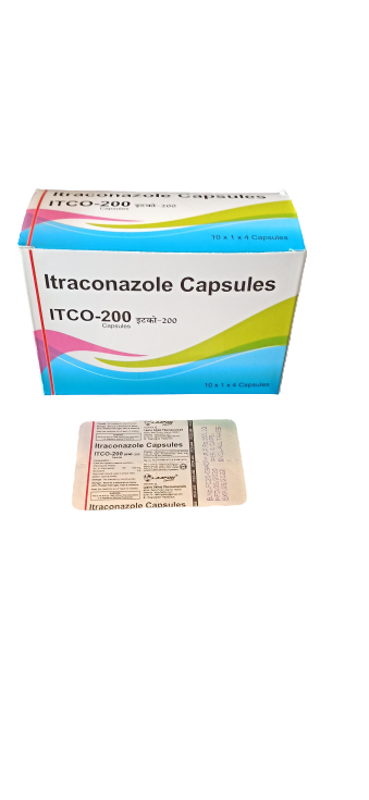 Itraconazole capsule uses in Hindi
