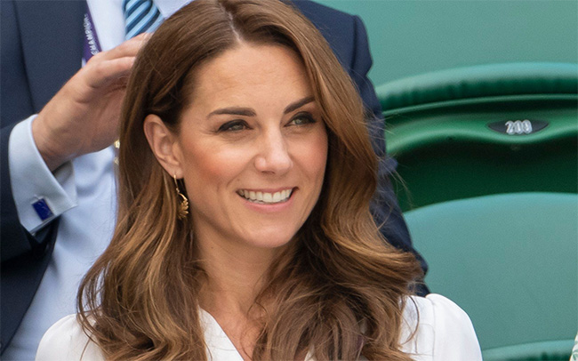 Kate Middleton reveals her new favourite beauty product while enjoying Wimbledon