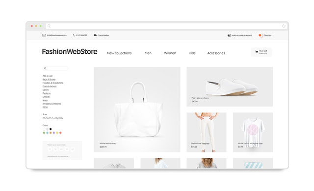 1. Membuka toko online