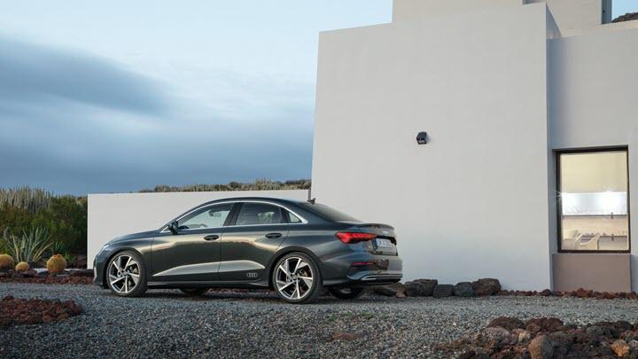 Xe sang Audi A3 2020 trình làng với mức giá ngang Mazda 3 đời mới