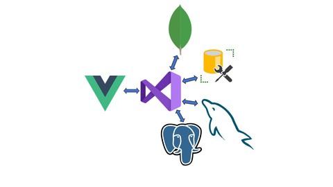 Coupon Gratis : Vue JS and .NET Core Web API Full Stack Master Course - Dalam Belajar