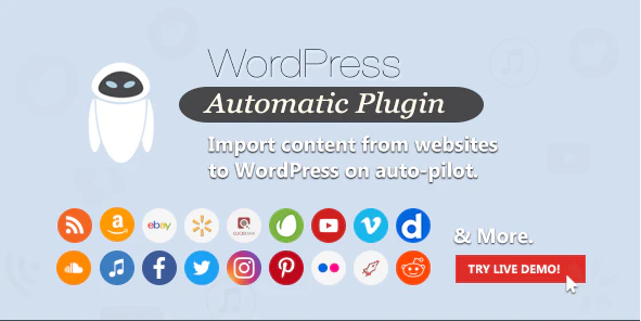WordPress Automatic Plugin 2020 | WP Automatic posts plugin