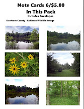 Note Card - Dearborn County Rhulman Nature Preserve