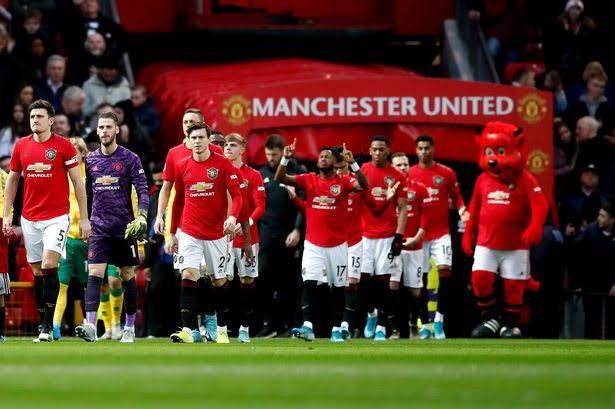 Revealed! Manchester United squad to face Liverpool