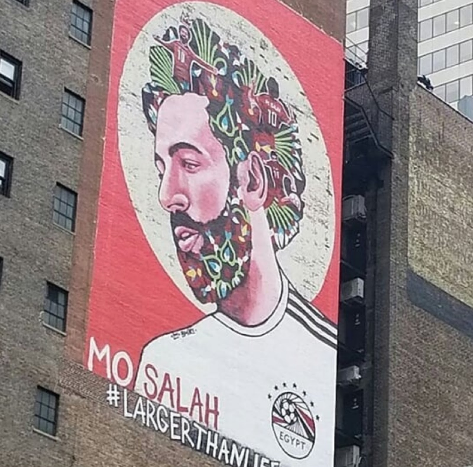 MO SALAH 5