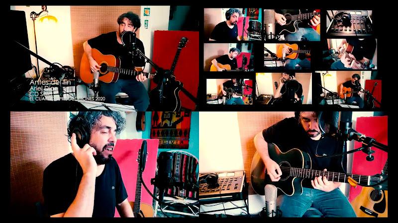 Ariel Díaz - ¨Antes del fin¨ - Videoclip. Portal Del Vídeo Clip Cubano. Música cubana. Trova. Cuba.