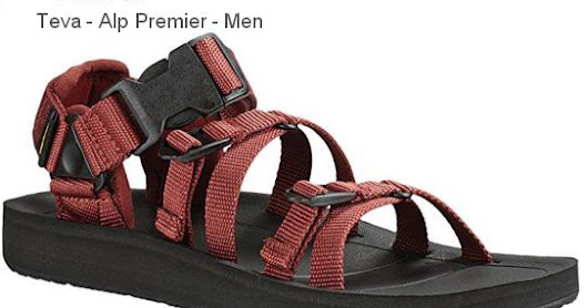 Hiking Sandal For the Summer