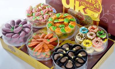 Peluang bisnis kue kering di Medan
