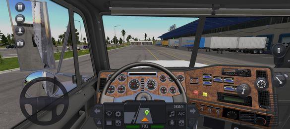 تحميل لعبة Truck Simulator Ultimate الجديدة للاندرويد