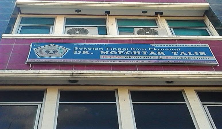 PENERIMAAN MAHASISWA BARU (STIEMT) 2017-2018 SEKOLAH TINGGI ILMU EKONOMI DR MOECHTA