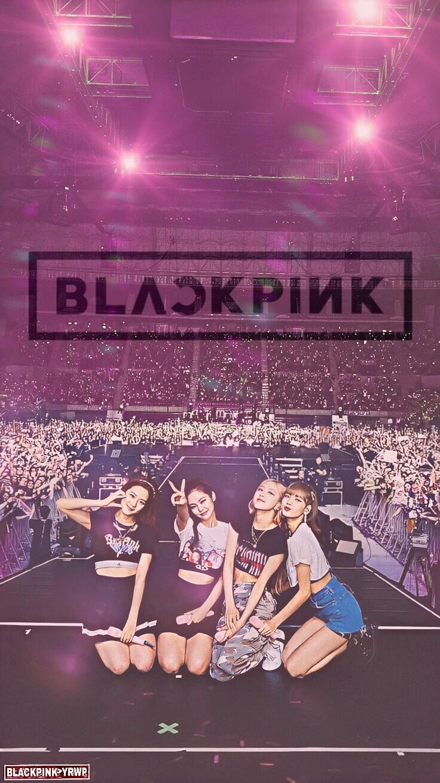 Blackpink Wallpaper Concert Memories Lisa Jisoo Rose And Jennie Blackpink Update Wallpapers Blackpink Fanbase