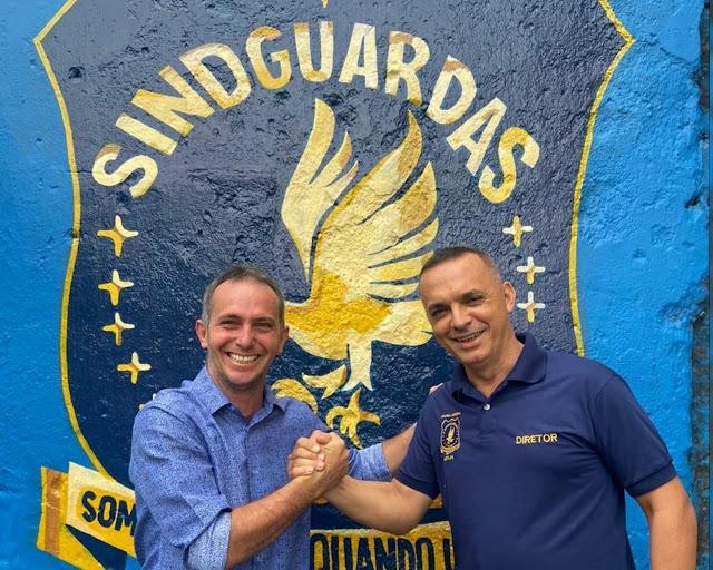 Guardas municipais criam Federação Estadual