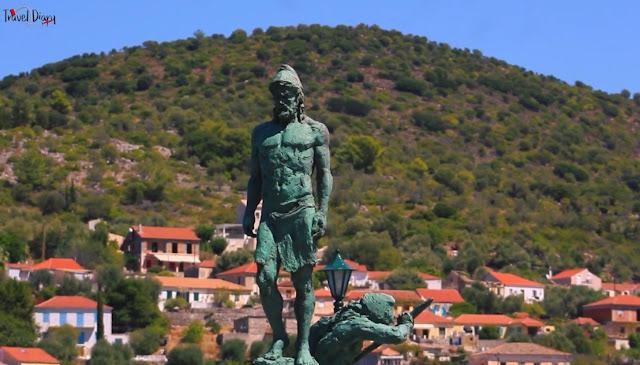Ιθάκη: Στο παλάτι του Οδυσσέα! (βίντεο)