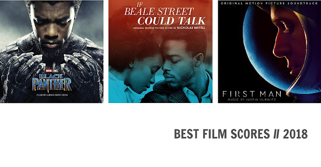 Year in Review | The Best Film Scores of 2018
