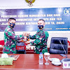 Personel Kodam Hasanuddin Ikuti Penataran Hukum Humaniter dan Ham