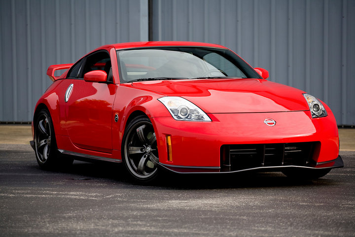 top cars 2008 nissan 350z coup nismo specs tranmission review. Black Bedroom Furniture Sets. Home Design Ideas