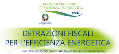 incenti per efficientamento energetico edifici