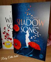 Shadow Song von S. Jae-Jones, 2. Band IVI by Piper Verlag / Taschenbuch:4060 Seiten Kostenpunkt: ebook 12,99 €, TB 15,00 € Erschienen: September 2019