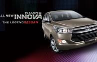 Harga All New Toyota Kijang Innova Surabaya