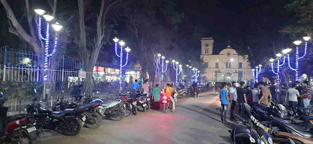 Chandannagar strand
