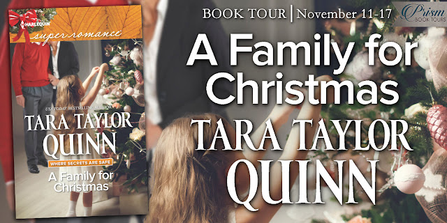 It's the Grand Finale for A FAMILY FOR CHRISTMAS by TARA TAYLOR QUINN!
