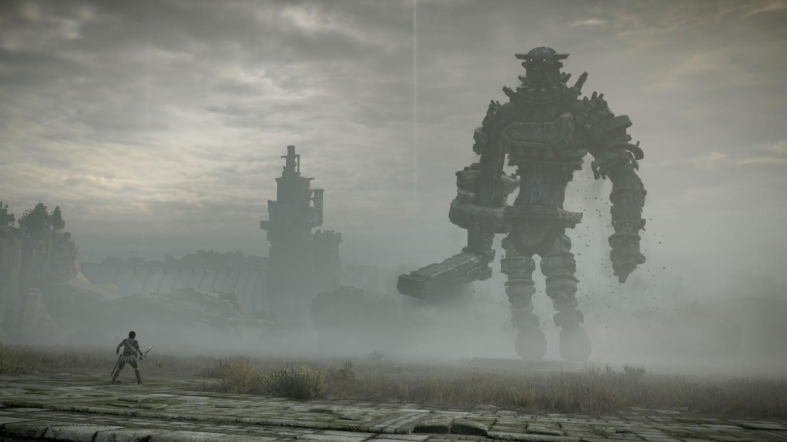 Shadow of the Colossus (PS4) — Guia de Troféus ...