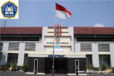 Daftar Jurusan / Program Studi POLINES Politeknik Negeri Semarang