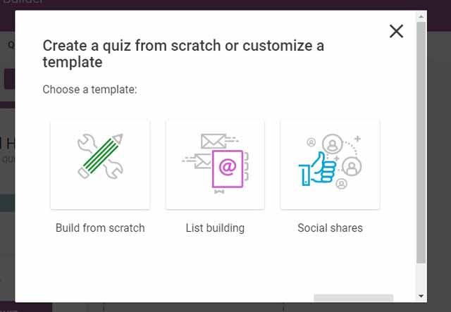 Belajar Membuat Quiz Online