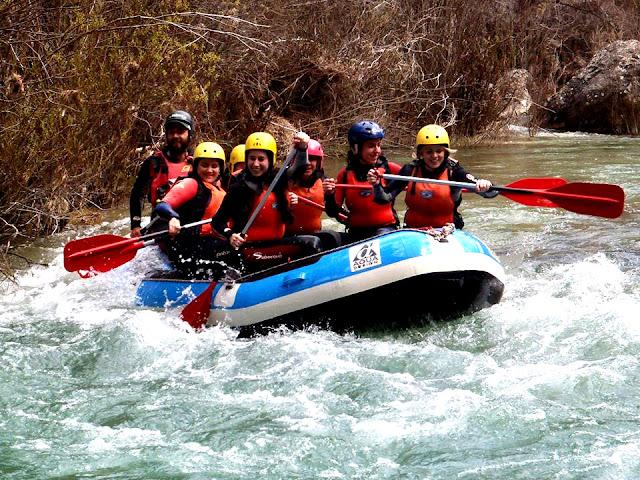 Rafting Guadalajara