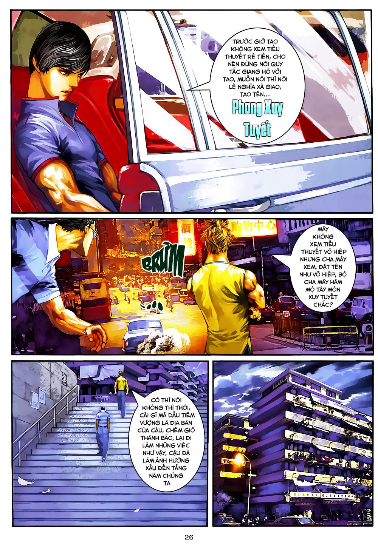 Quyền Đạo chapter 4 trang 26