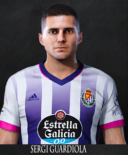PES 2021 Faces Sergi Guardiola by Rachmad ABs