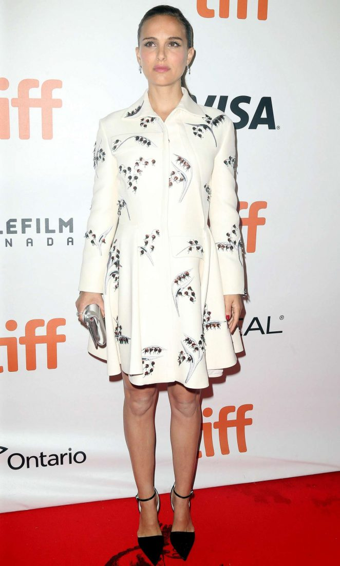 Natalie Portman – 'Planetarium' Premiere at 2016 Toronto International Film Festival