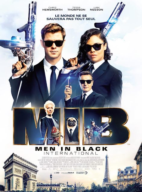 Les petites bulles de ma vie, men in black international