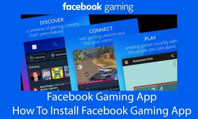 Facebook Gaming App – Install Facebook Gaming App | How To Access Facebook Games On Android, iPhone, PC